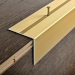 Алюминиевый профиль для защиты ступеней