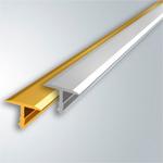 Алюминиевый отделочный т-образный профиль